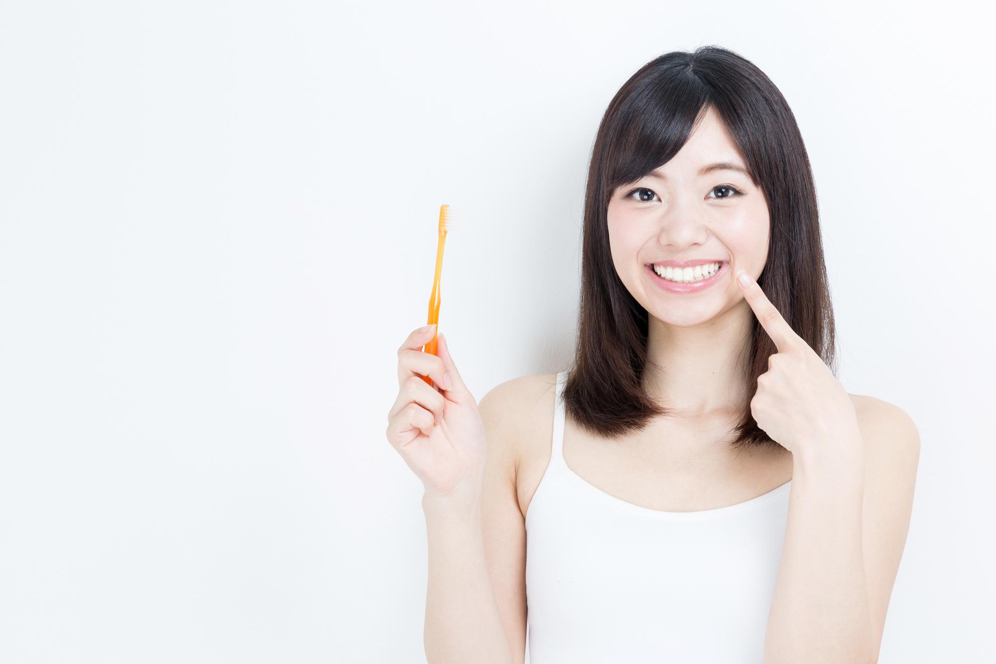 健康な歯を長く保てる